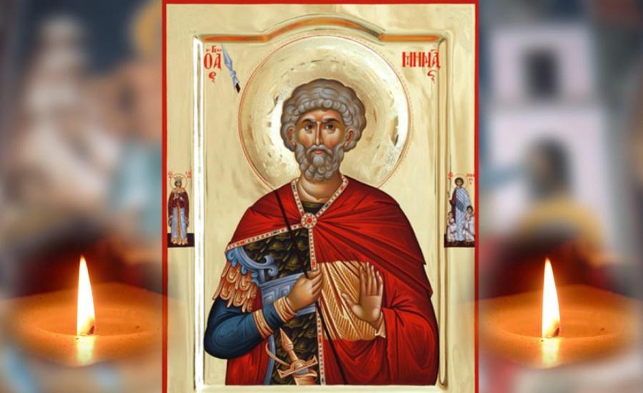 Sfântul Mare Mucenic Mina, ocrotitorul celor păgubiți