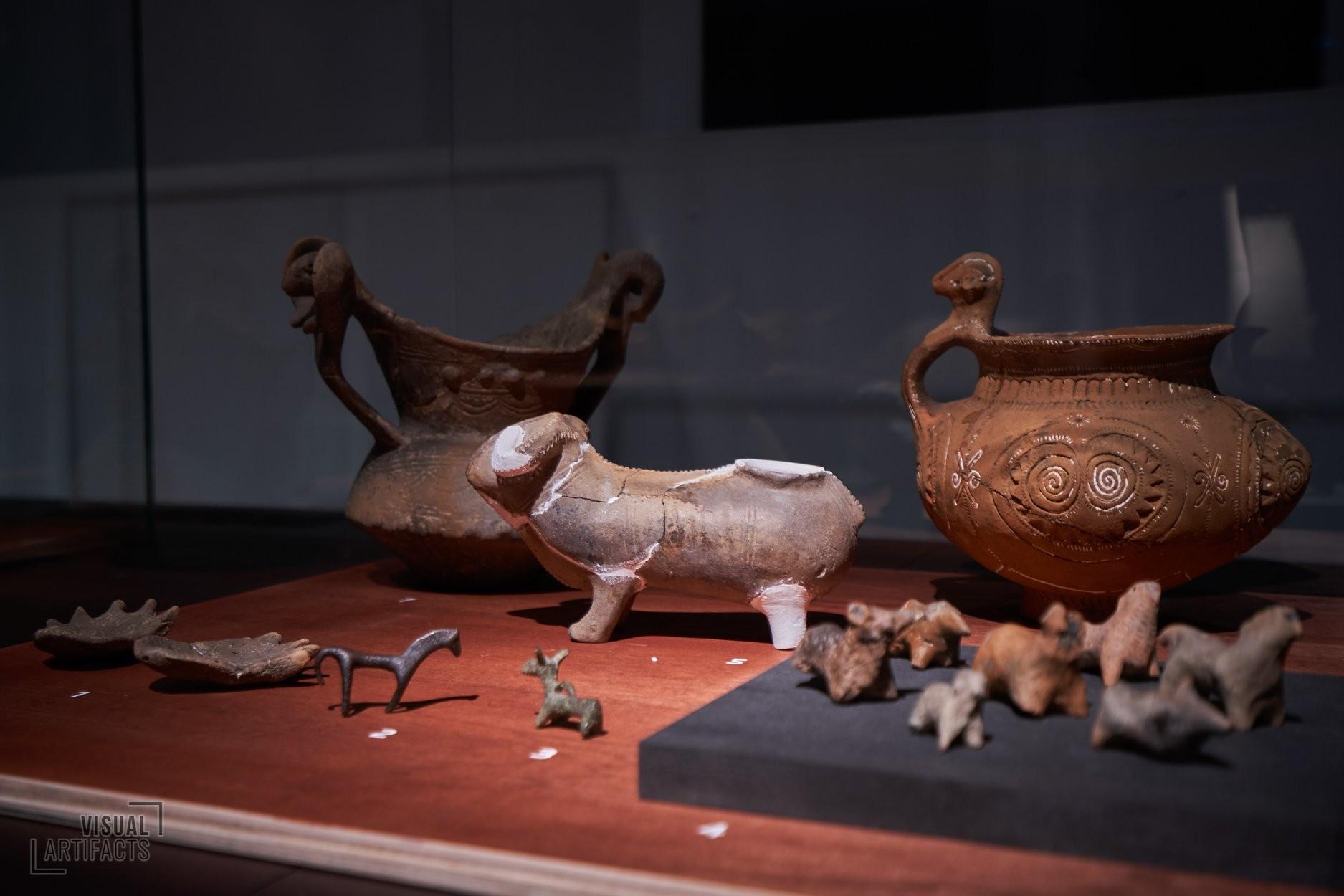 Patrimoniul arheologic arădean, prezentat la Festivalul Internațional de Arte EUROPALIA
