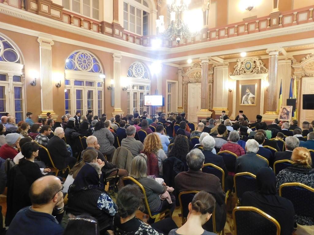 Conferință despre Spiritualitatea Filocalică Siriacă, la Arad