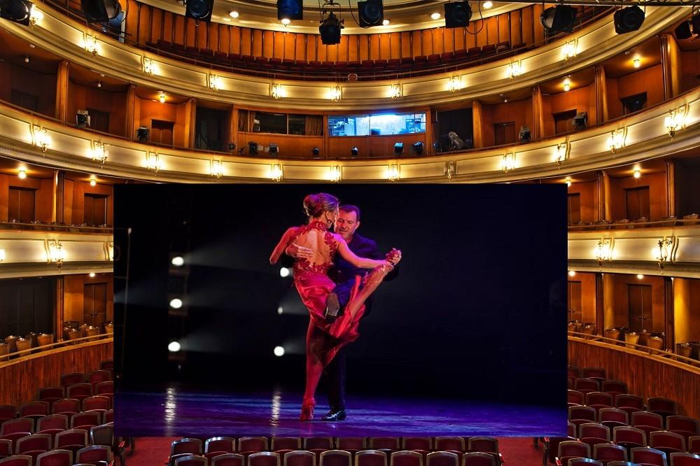 """""""Tango Pasión"""". Spectacol de tango argentinian, la Arad"""