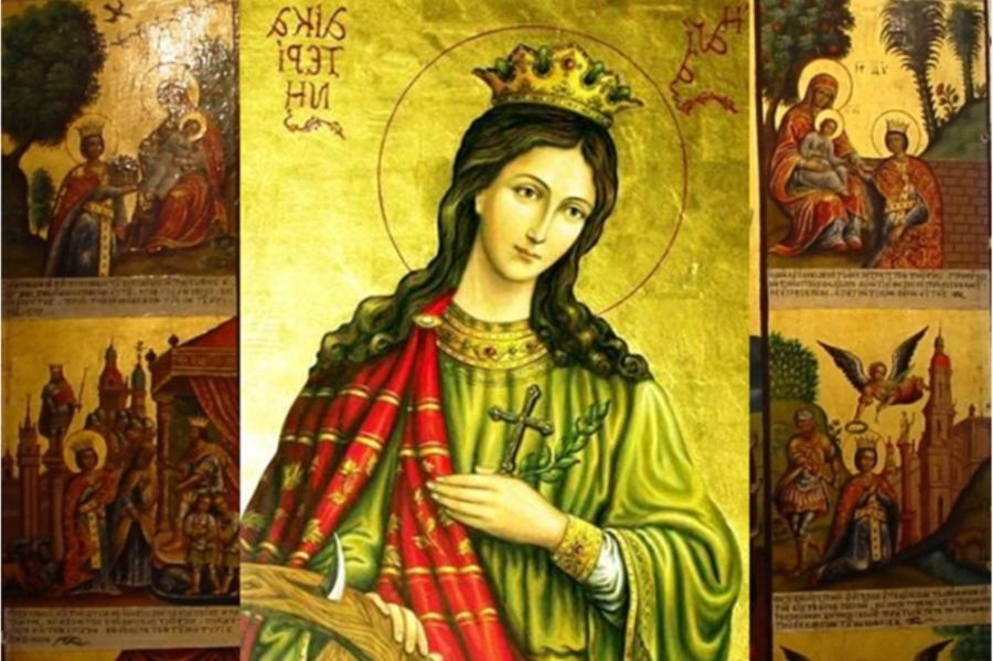 Sfânta Mare Muceniță Ecaterina, povățuitoarea celor rătăciți