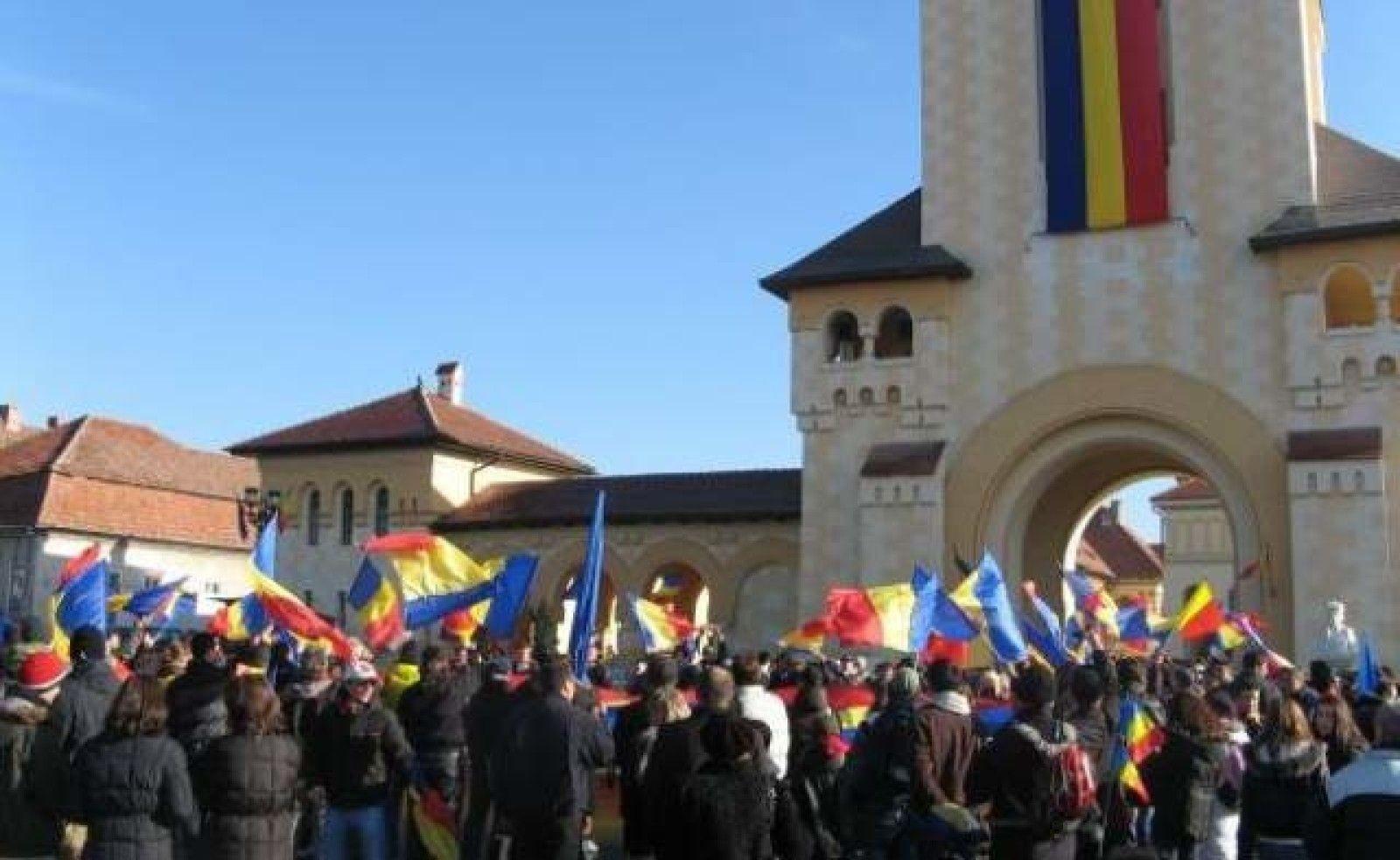 101 ani de la Marea Unire. Programul Zilei Naționale la Alba Iulia