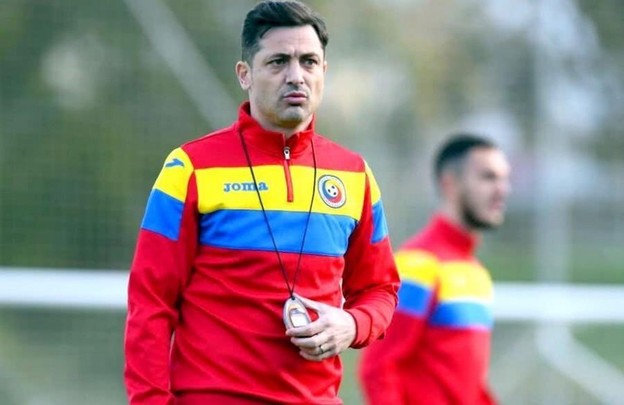 Mirel Rădoi, noul selecţioner al echipei naţionale de fotbal a României