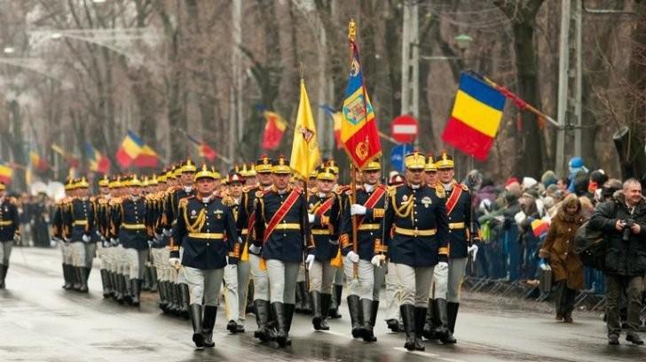 4.000 de militari vor participa la parada de 1 Decembrie în București
