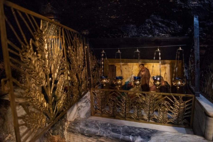 O bucată din ieslea în care S-a născut Iisus va fi dusă la Bethleem de Crăciun