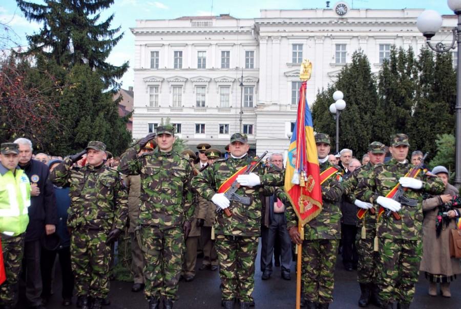Programul ceremoniilor militare și religioase organizate la Arad cu prilejul Zilei Naționale a României
