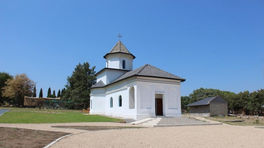 Prima biserică românească din Africa va fi sfințită sâmbătă