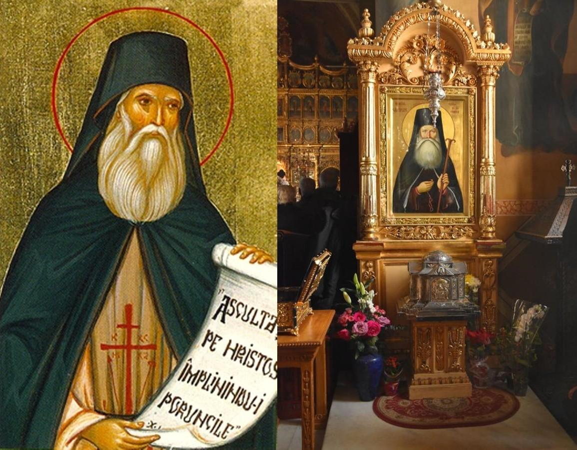 Sfântul Gheorghe de la Cernica și Căldărușani, chip de bunătate şi cinste