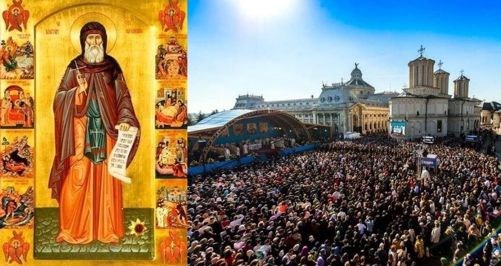 Programul sărbătorii Sfântului Dimitrie Basarabov