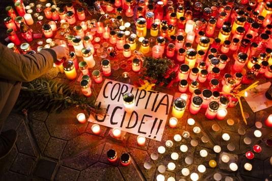 Ziua internaţională împotriva corupţiei
