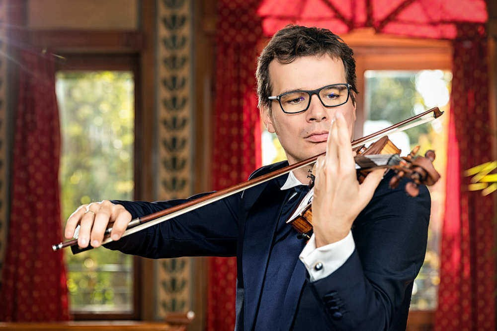"Concert extraordinar Alexandru Tomescu, la gala ""Remember Enescu"""