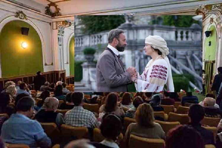 """""""Maria, Regina României"""", la Cinema Arta"""