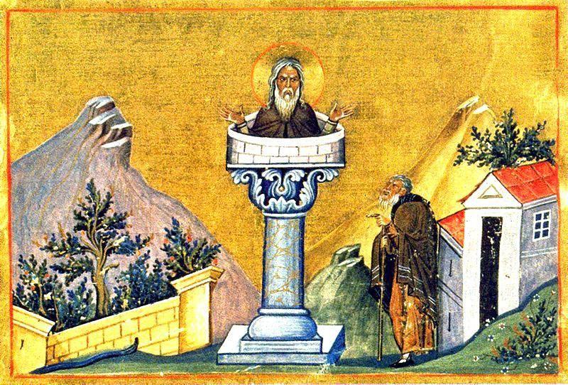 Sfântul Cuvios Daniil Stâlpnicul, rod al rugăciunii