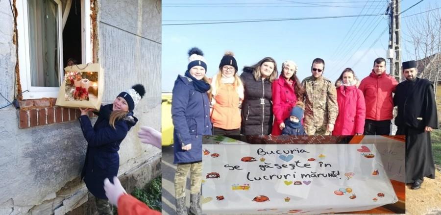 Copiii de azi pentru România de mâine. Povestea Ralucăi din Nermiș, voluntar la doar 11 ani