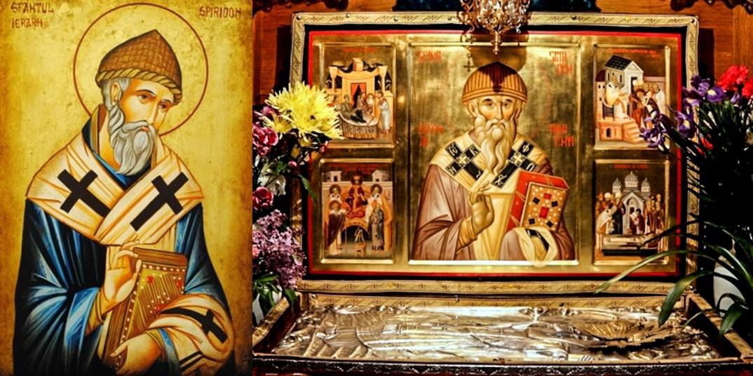 Sfântul Ierarh Spiridon, doctorul cel fără de plată și podoaba Bisericii lui Hristos