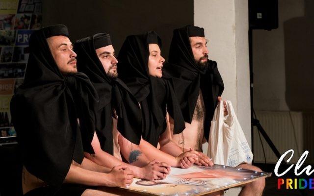 Asociație LGBT, amendată de CNCD pentru defăimarea religiei ortodoxe într-un spectacol de teatru