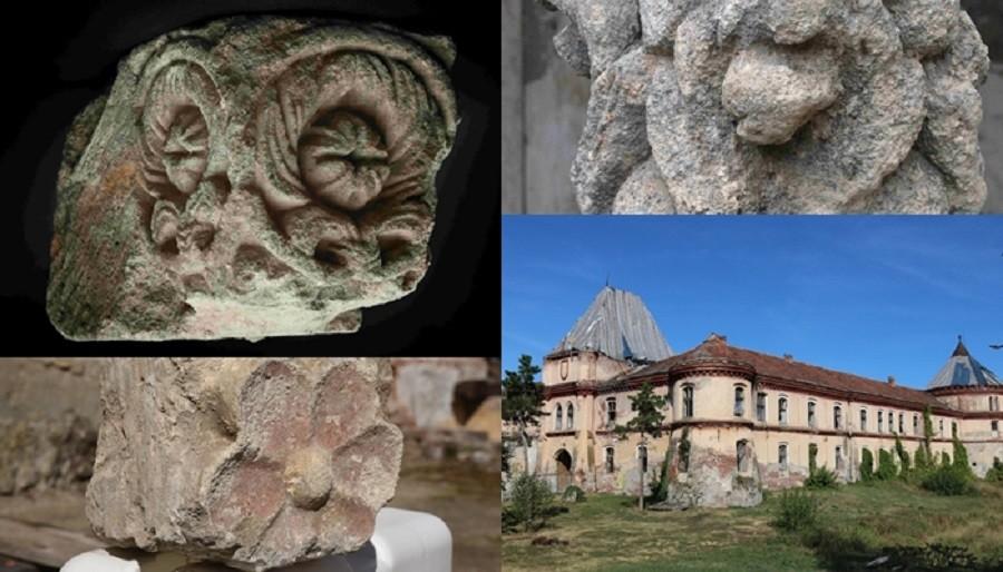Fragmente de excepție, identificate în urma cercetărilor făcute la Cetatea Ineului