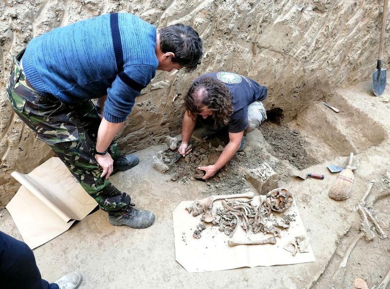 IICCMER a descoperit mai multe morminte despre care se presupune că ar aparține unor opozanți anticomuniști omorâți de Securitate