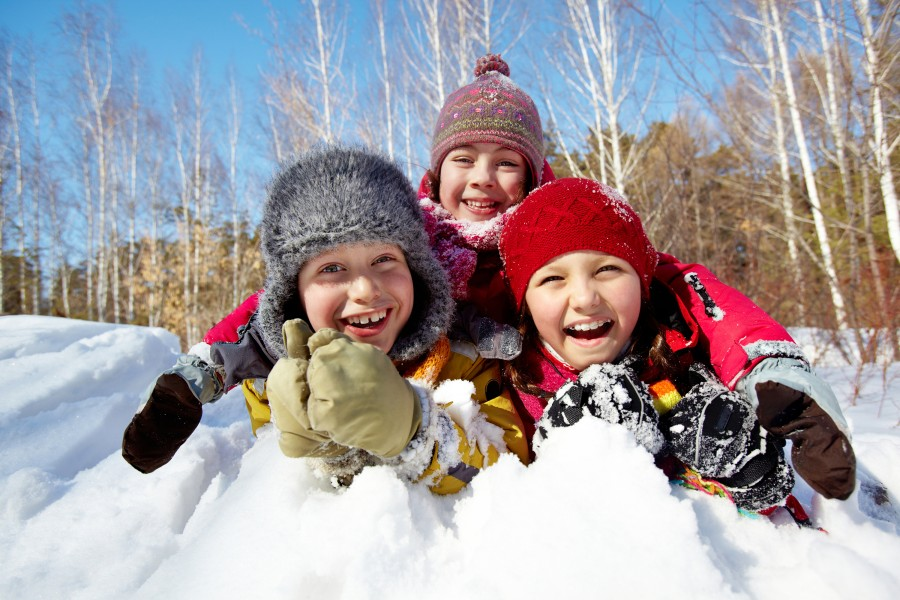 Elevii intră în vacanța de iarnă. Când se întorc la cursuri