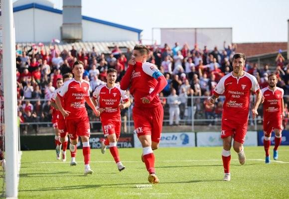 """""""Bătrâna Doamnă"""" a câștigat la Reșița și a urcat pe locul 2 în Liga a 2-a"""