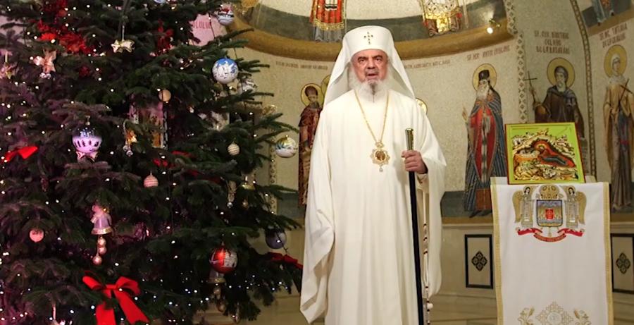 Mesajul Patriarhului României de Anul Nou