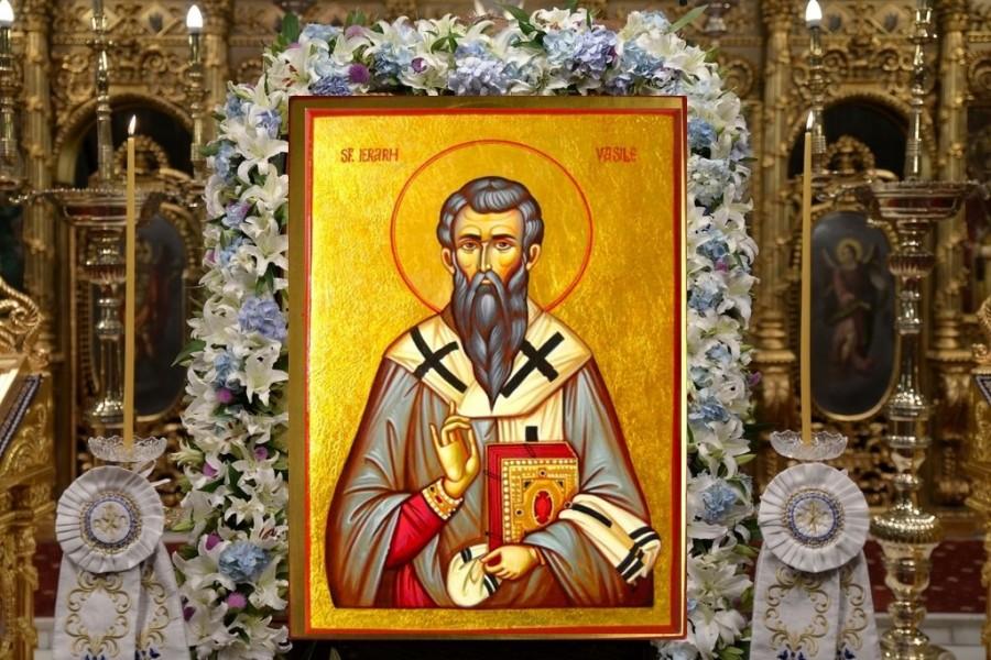 Sfântul Vasile cel Mare, făclia luminătoare a Bisericii și părintele oropsiților