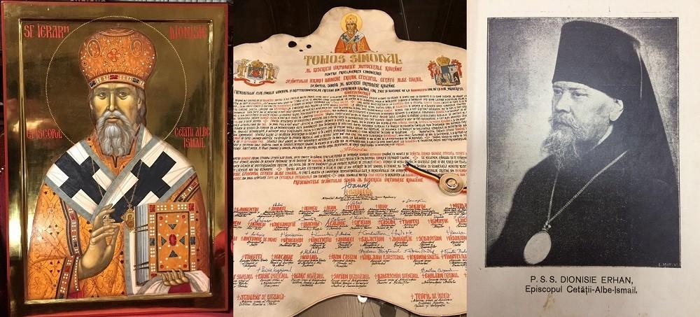 Călugăr, Senator și Sfânt. Canonizarea Episcopului basarabean Dionisie Erhan a fost proclamată la București