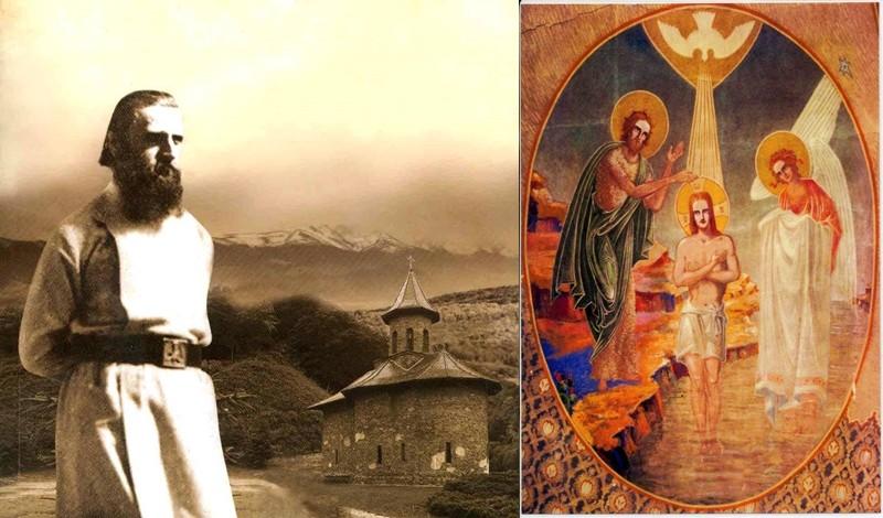 """""""Botezul lui Iisus"""" - cuvânt al Părintelui Arsenie Boca"""