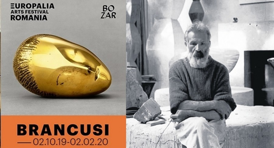 """Număr record de vizitatori la expoziția """"Brâncuşi. Sublimarea formei"""" din Bruxelles"""