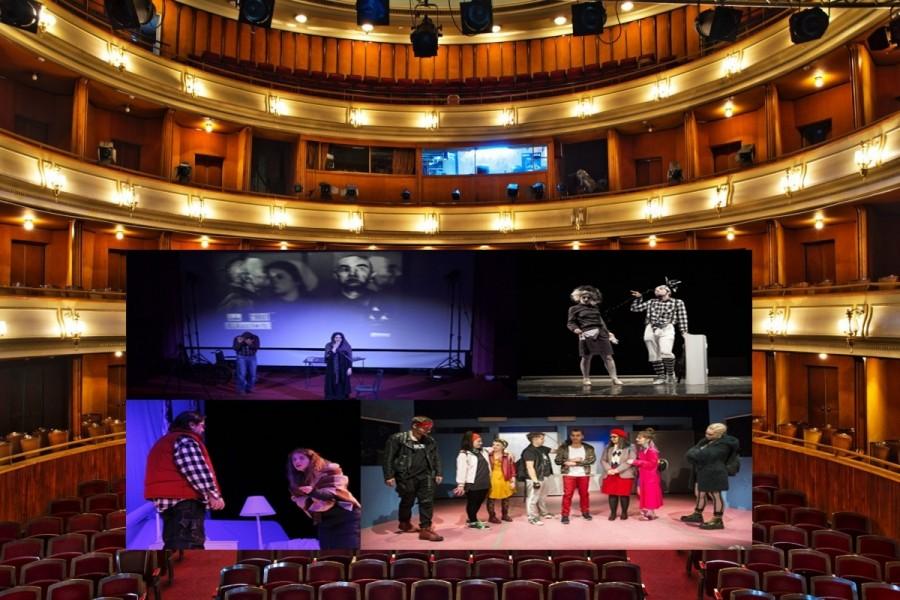 """""""Luna plină de teatru"""" vine cu șapte producții surpriză"""