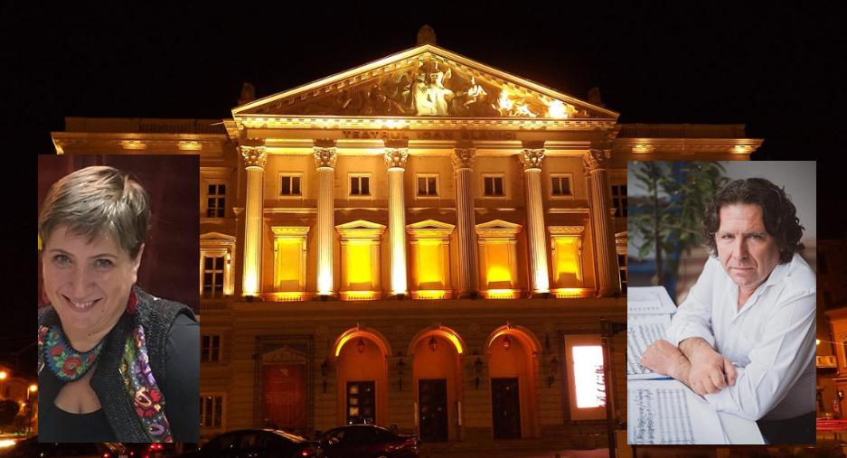 Poezia revine pe scena Teatrului arădean, printr-un proiect lansat de Ziua Culturii Naționale
