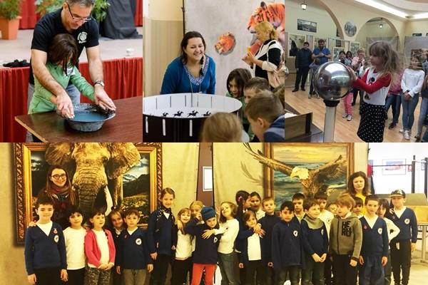 Muzeul Iluziilor ajunge pentru prima dată la Arad