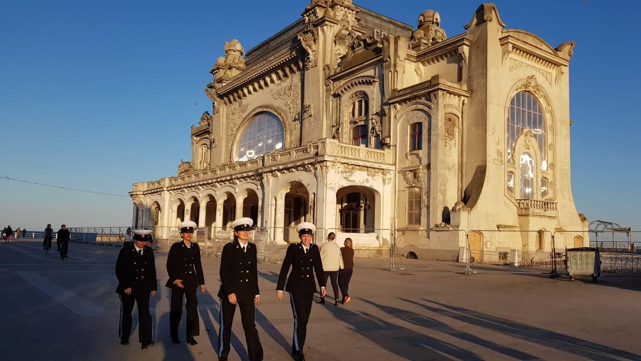 După decenii de așteptare, clădirea simbol a litoralului românesc va fi reabilitată