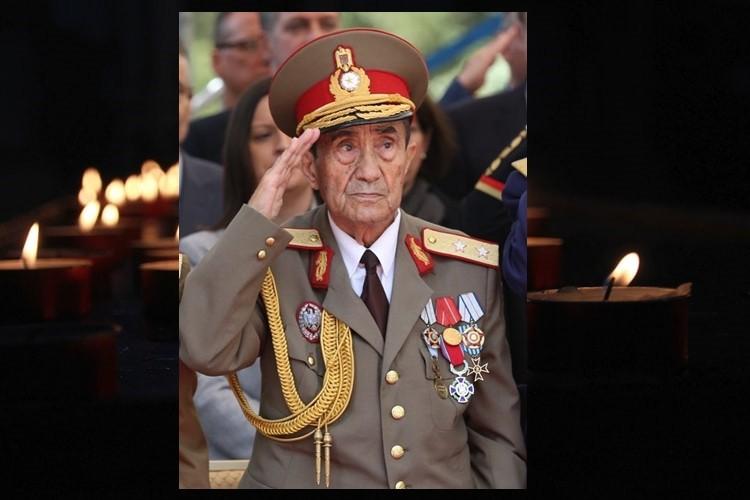 Generalul-locotenent (rtr) Constantin Ispas, veteran al celui de-Al Doilea Război Mondial, a încetat din viață