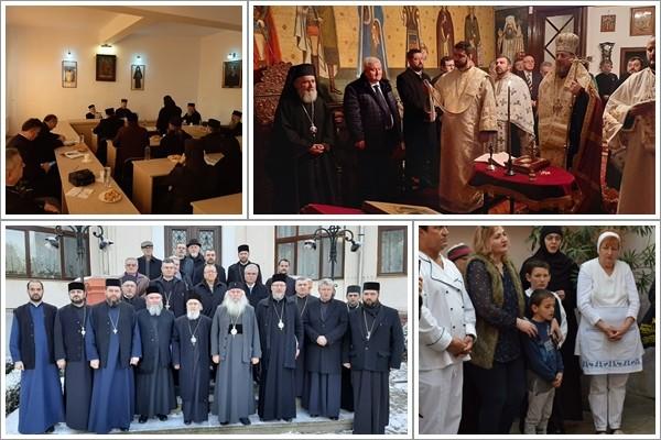Zile de bilanț în Arhiepiscopia Aradului. Activități social-filantropice desfășurate în anul 2019