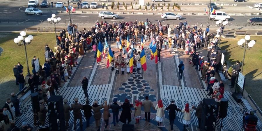 Ziua Unirii Principatelor Române, sărbătorită la Arad