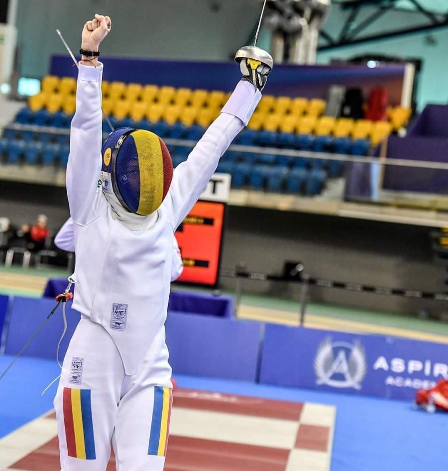 Ana Maria Popescu a câștigat Grand Prix-ul de la Doha!