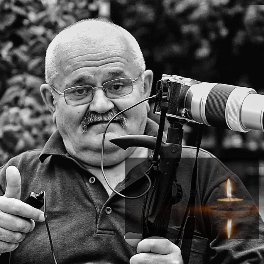 S-a stins unul dintre veteranii fotografiei arădene. Gheorghe Budiu avea 70 de ani
