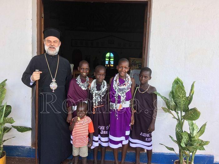 230 de africani s-au convertit la Ortodoxie în Tanzania