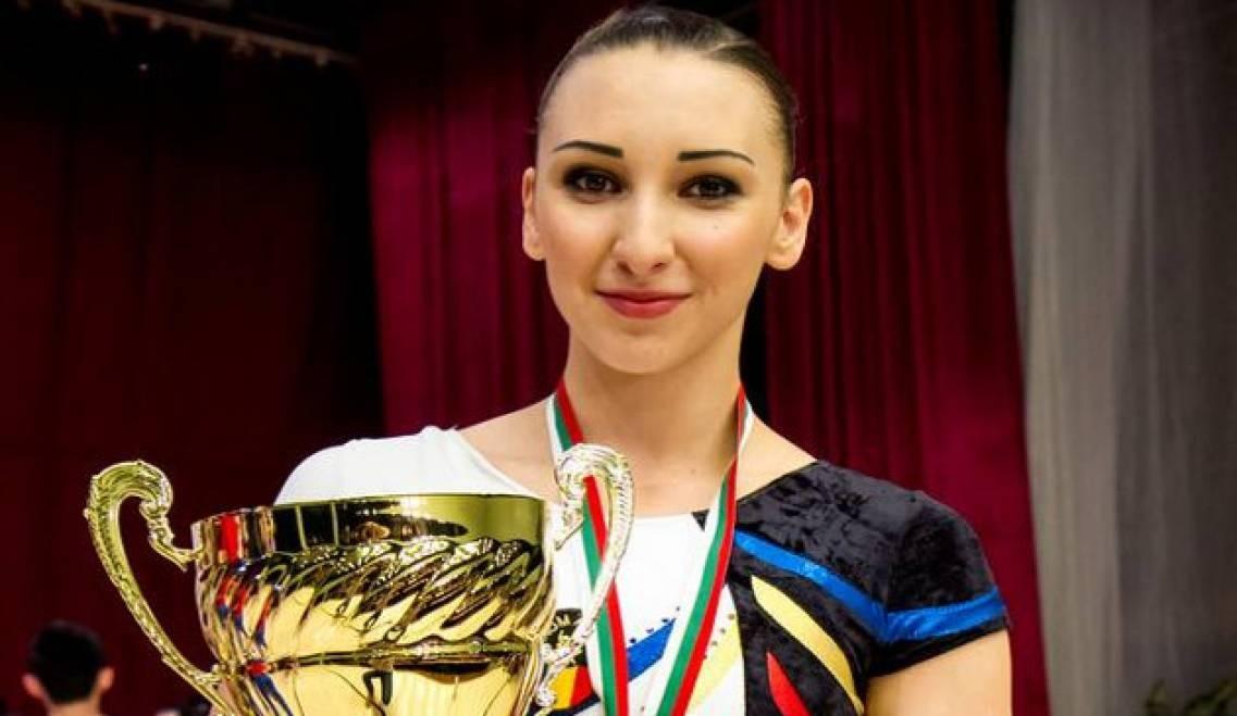 Oana Corina Constantin, desemnată ambasadoare a Campionatelor Mondiale de gimnastică aerobică de la Baku