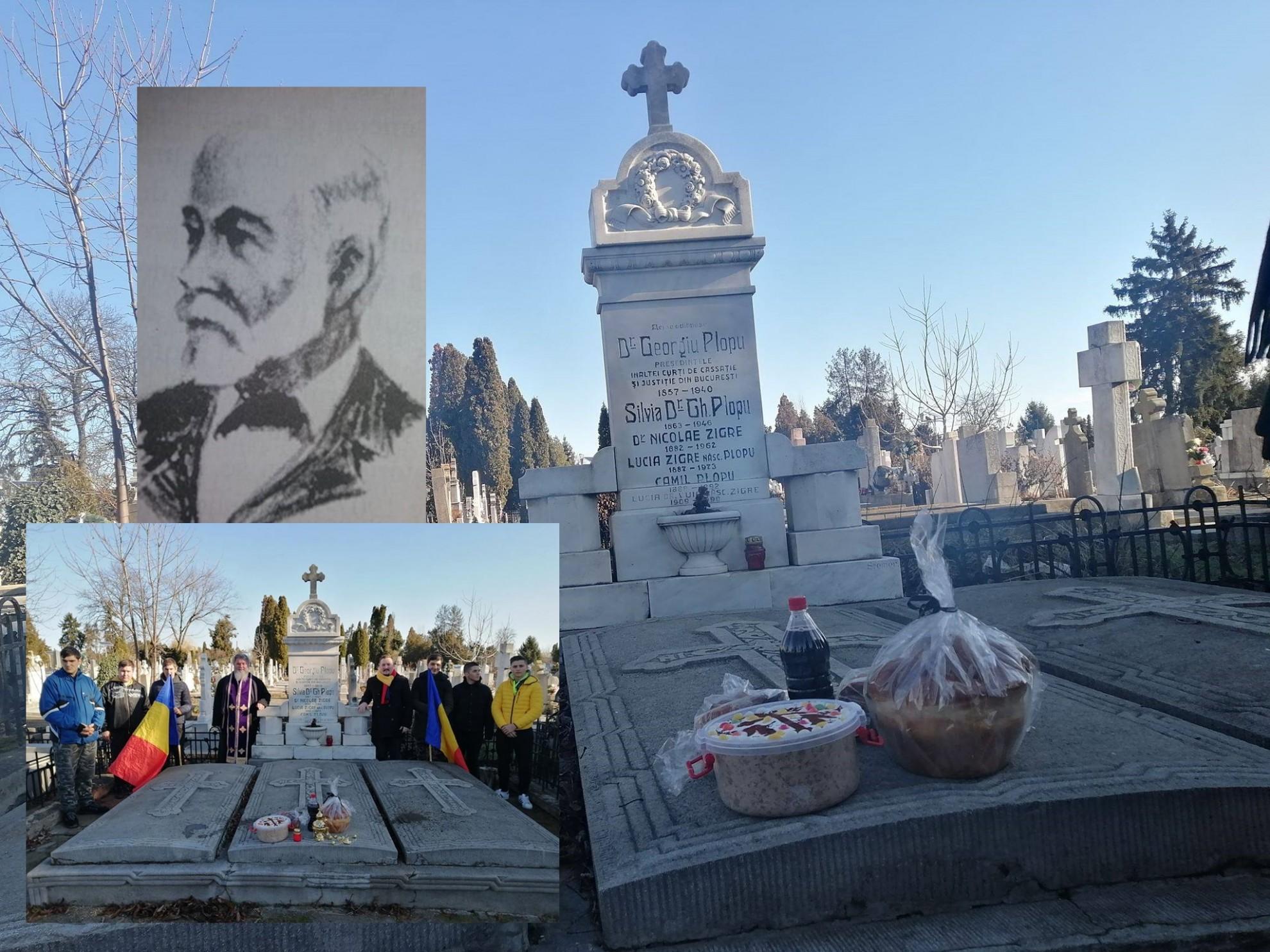 O viață în slujba justiției: arădeanul George Plopu, membru de onoare al Academiei Române
