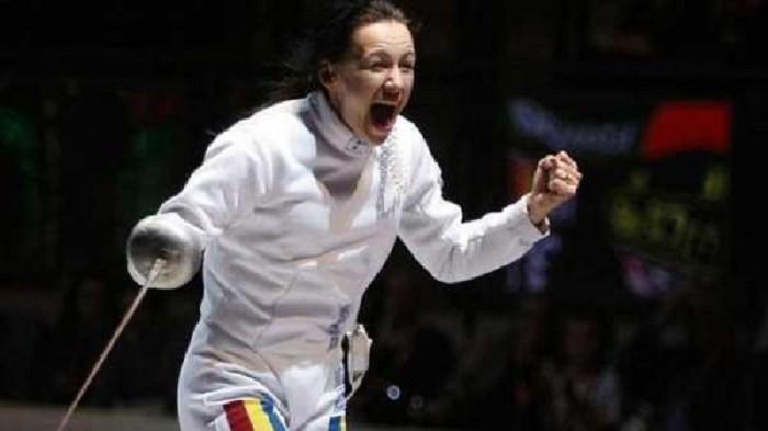 Scrimera română Ana-Maria Popescu a câştigat Cupa Mondială la spadă de la Tallinn