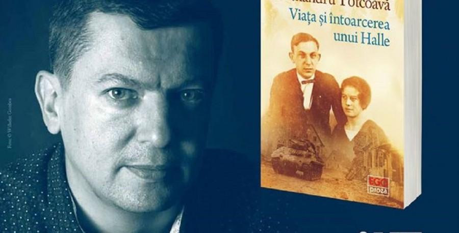 """Romanul """"Viața și întoarcerea unui Halle"""" va fi lansat la Arad"""