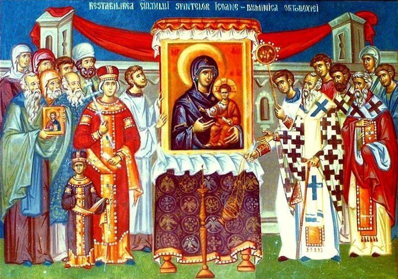 Pastorala Sfântului Sinod al Bisericii Ortodoxe Române la Duminica Ortodoxiei