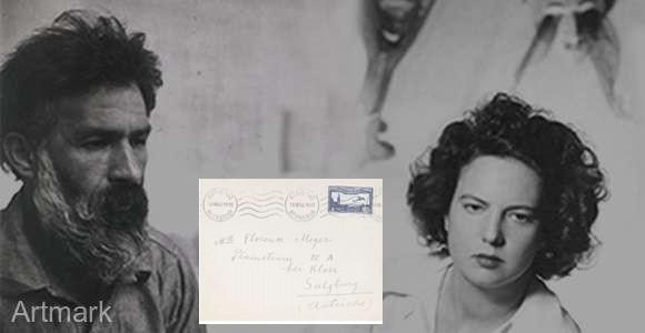Scrisori de dragoste scrise de Constantin Brâncuși, vândute cu peste 38.000 de euro