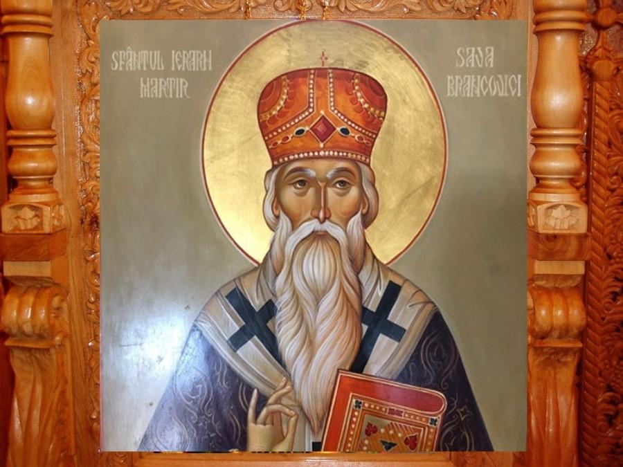 Sfântul Ierarh Sava Brancovici sărbătorit la 400 de ani de la naștere, în Cetatea Ineului. Programul manifestărilor