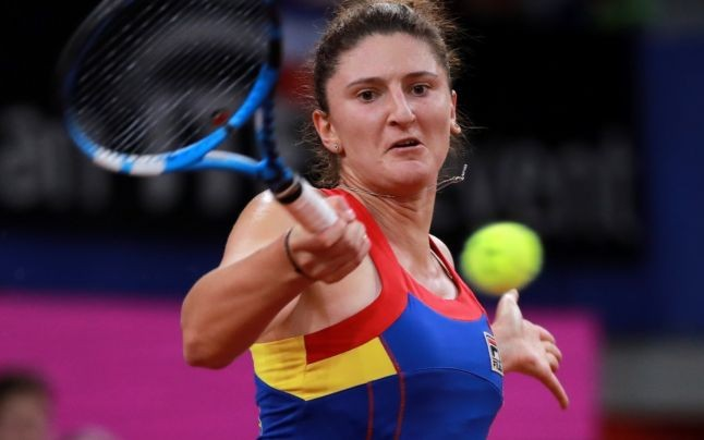 Irina Begu a câștigat turneul de la Indian Wells!