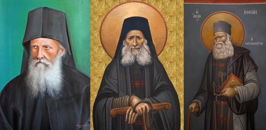 Patriarhia Ecumenică înscrie în calendarul Bisericii Ortodoxe trei monahi aghioriți