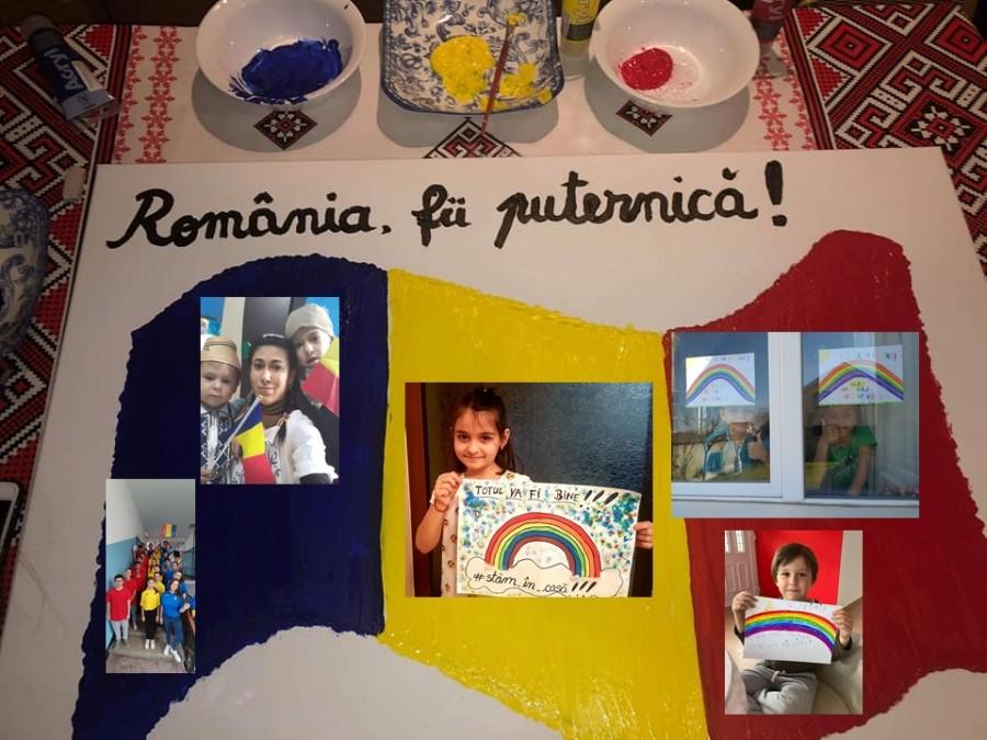 Mesaje de suflet de la români pentru români: Totul va fi bine!