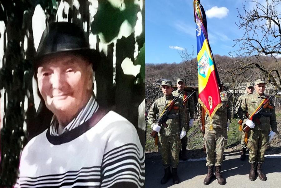 Se sting veteranii. Victor Oltei, Cetățean de onoare al comunelor Păuliș și Ghioroc, a încetat din viață la 96 de ani